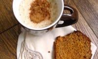 Gingerbread latte maison
