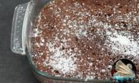 Gâteau au chocolat express au micro-onde