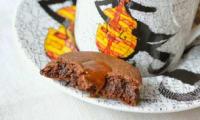 Biscuits chocolat-caramel