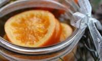 Oranges confites