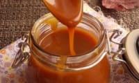 Ganache au Caramel