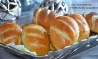 Mauricettes petits pains alsaciens