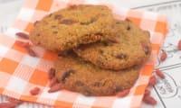 Cookies « detox aux baies de Goji