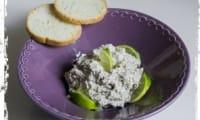 Apéro rillettes de sardines au citron vert