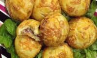 Buns Mascarpone jambon et champignons