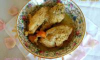 Poulet madras à la cocotte