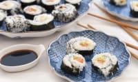 Rouleaux de sushi