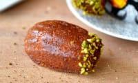 Madeleines au safran, orange et miel de Yotam Ottolenghi & Helen Goh