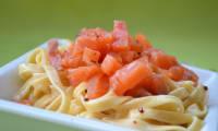Pâtes au saumon fumé artisanal : les secrets