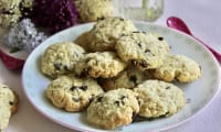 Cookies aux flocons d'avoine et chocolat