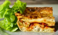 Les lasagnes de légumes