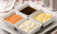 Recettes de sauces froides