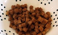 Croutons frits