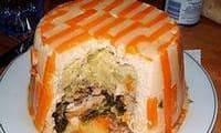 Chartreuse de poule faisane