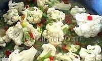 Légumes à la grecque