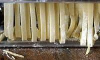 Réaliser une pâte à nouilles fraîche - Utilisation du laminoir