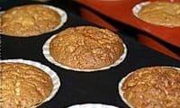 Cupcakes chocolat blanc pralinés