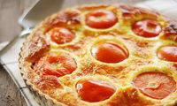 Tarte chèvre tomates