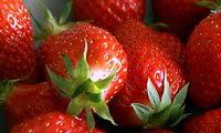 Chaud froid de fraises au porto