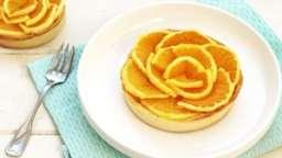 Tartelettes à l'orange et cannelle