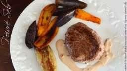 Tournedos sauce whisky