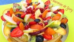 Tarte Tutti-Fruti