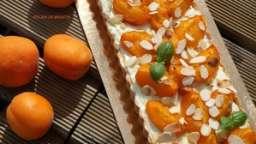 Tarte Abricots et Basilic