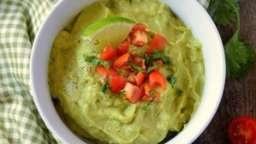 Guacamole allégé