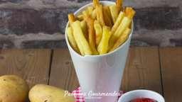 Frites françaises au vinaigre