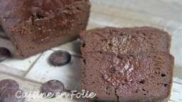 Fondant au chocolat à la compote de pomme