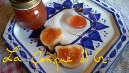Confiture de prunes jaunes