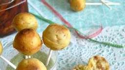 Cake Pops aux saveurs italiennes