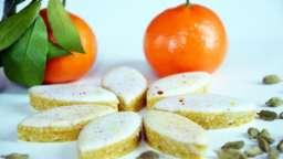 Calissons orange cardamome