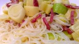 Curry de shirataki de konjac