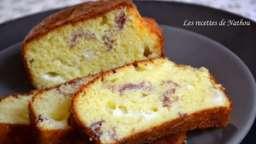 Cake salé façon raclette