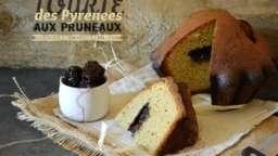 Tourte des Pyrénées aux pruneaux