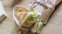 Club sandwich œuf avocat