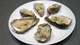 Tartare d'huîtres et de Saint-Jacques