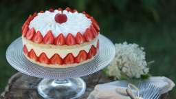 Le fraisier d'Hugues Pouget