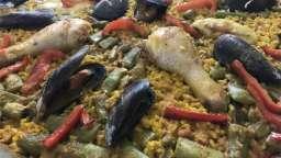Paella, la recette pas à pas