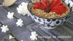 Porridge de sarrasin