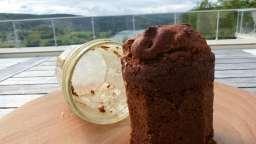 Cake en bocal