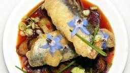 Tempura de sardines