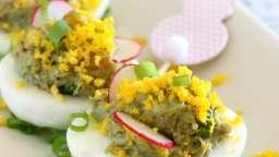 Oeufs mimosa à la sardine