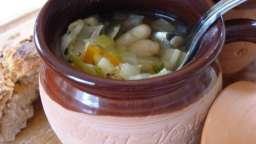 Ribollita au pain à l'ail d'Arleux