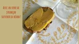 Terrine de foie gras maison aux quatre-épices