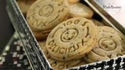 Biscuit noix amande et sésame