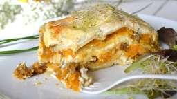 Lasagnes végétariennes