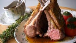 De l'agneau à pâques... la tradition ça a du bon !