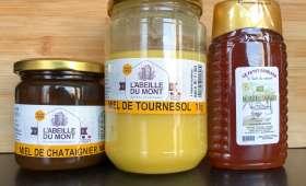 Les différents types de miel